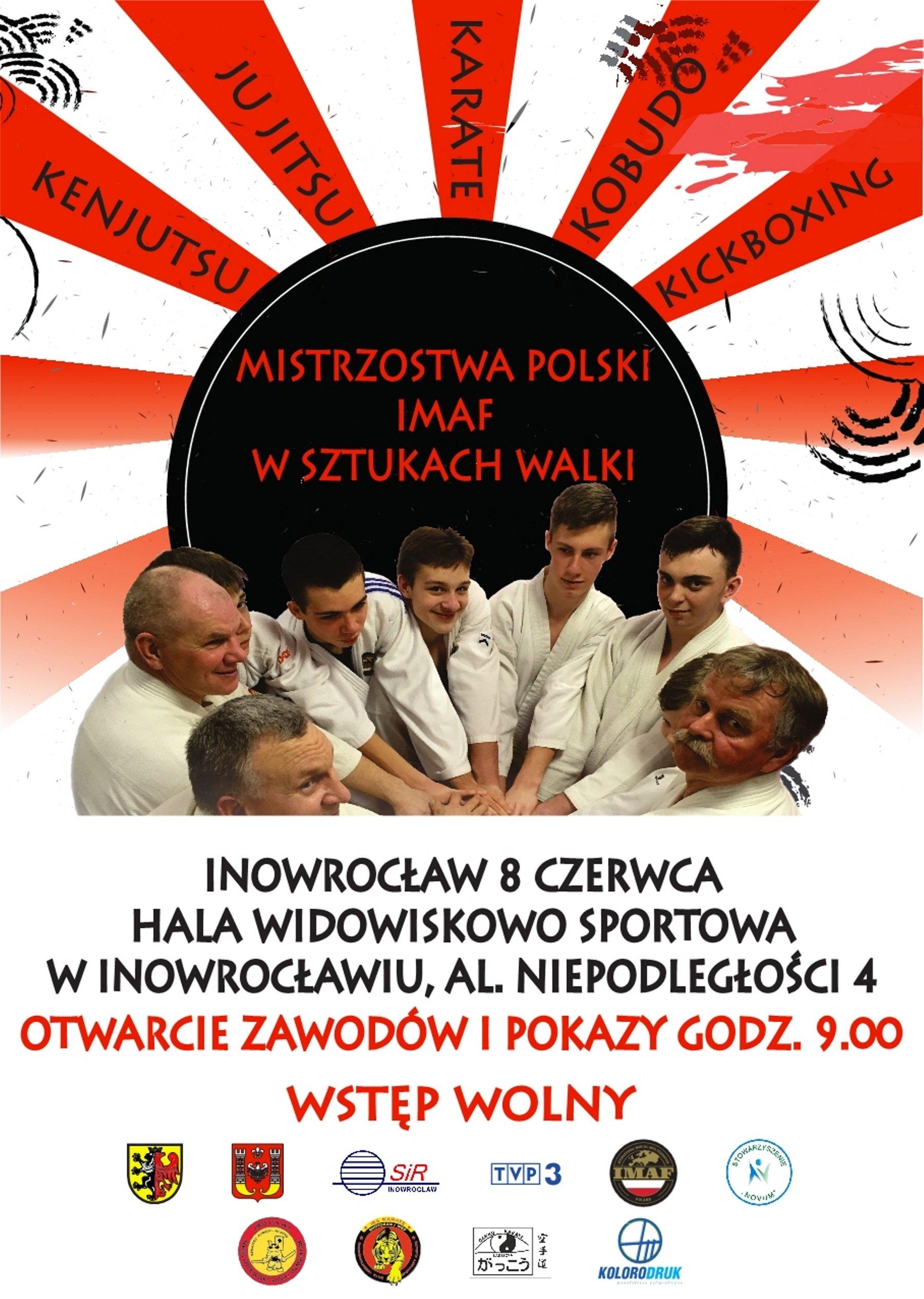 International Martial Arts Federation Oddział Polska Imaf